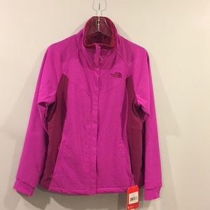 The North Face Women's ruby raschel jacket large